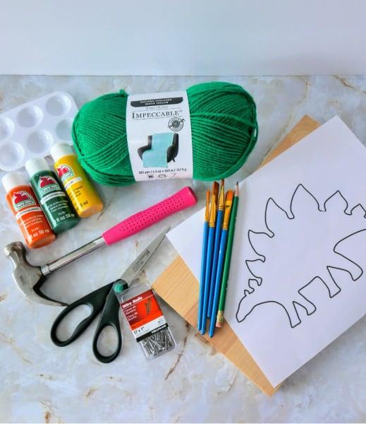 String art supplies
