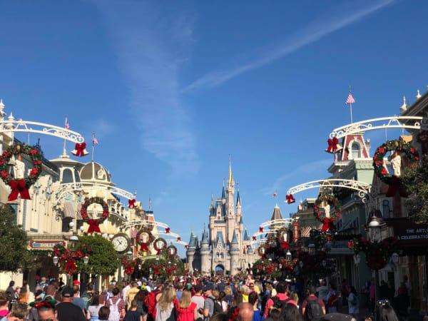 Magic Kingdom in Disney World