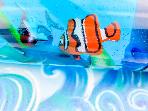 Mini Aquarium in a Bottle (Ocean Sensory Play)