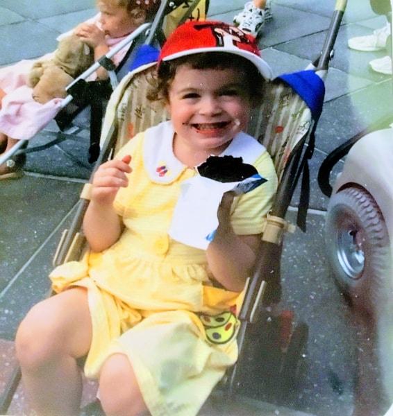 Preschool age kids at Disney World